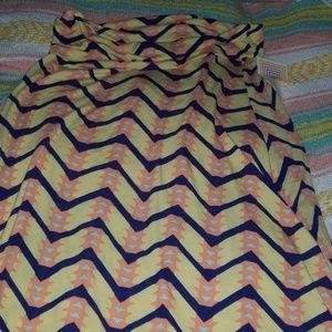 💃🏾Skirt SALE LulaRoe Maxi Skirt XL